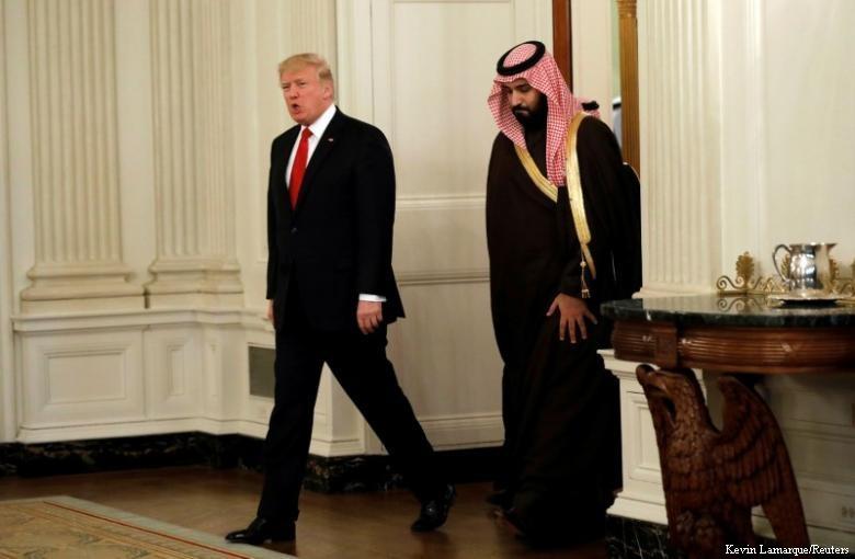 Trump: Ina Hasashen Saudiyya Za Ta Kulla Alaka Da Isra'ila