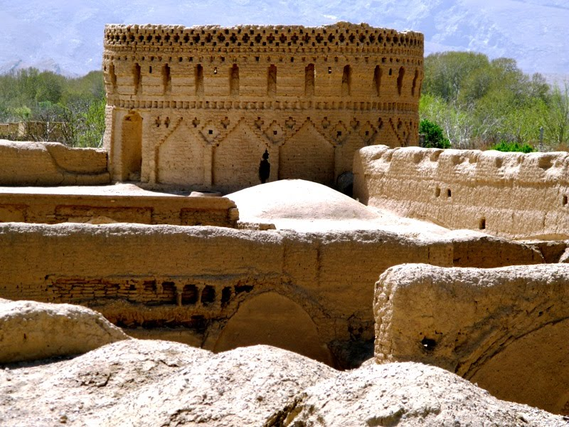 A look at Mehriz historical sites in Iran's heart