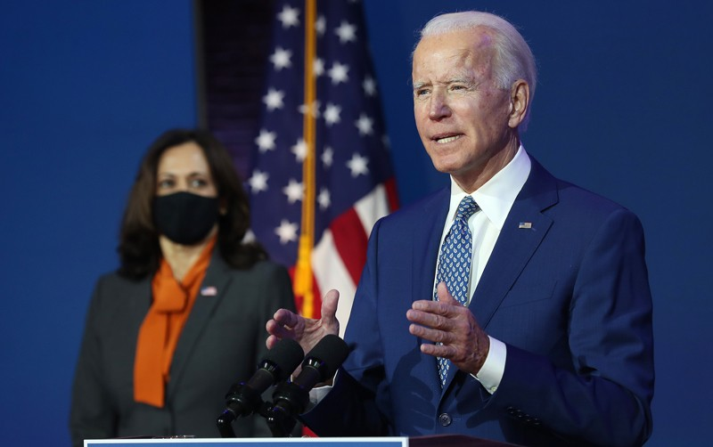 Biden: Trump's refusal to concede his loss is an 'embarrassment' for US