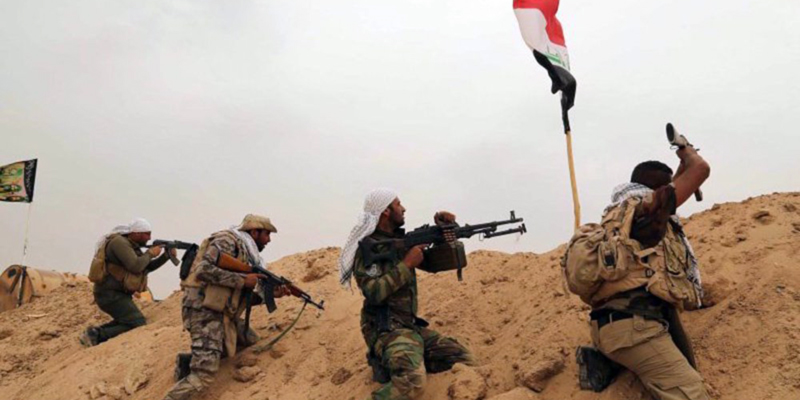 Daesh sleeper cells receive crushing blows by Iraqi forces