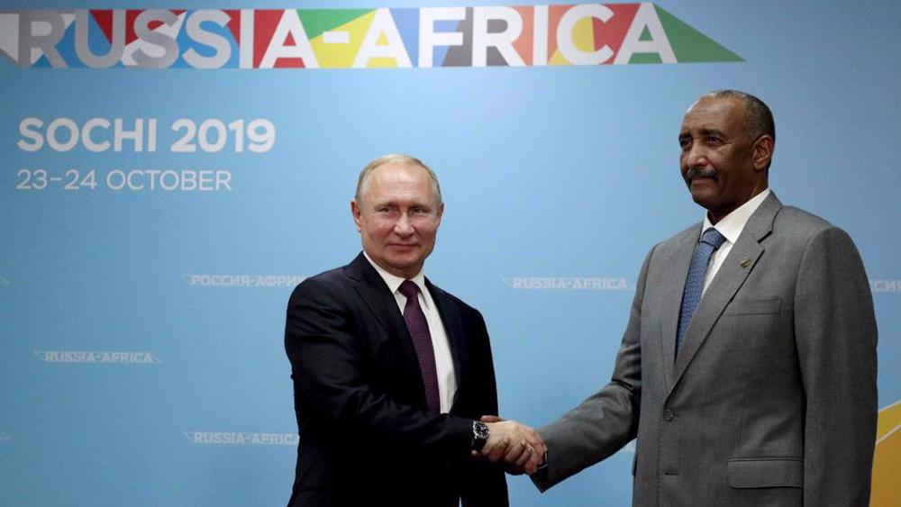 Russia to set up naval base in Sudan, expand influence in Africa