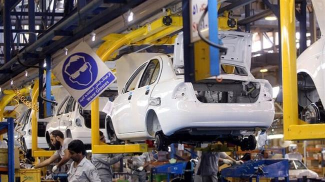 Iran earned $5.7 million from car exports in last fiscal year