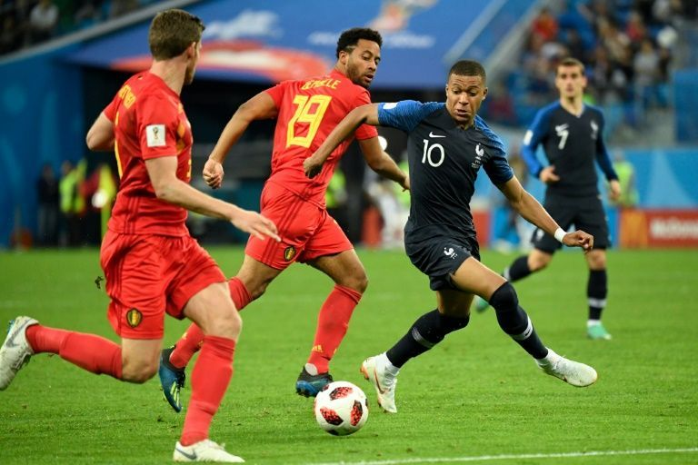 France to face Belgium, Italy against Spain in UEFA Nations League semis
