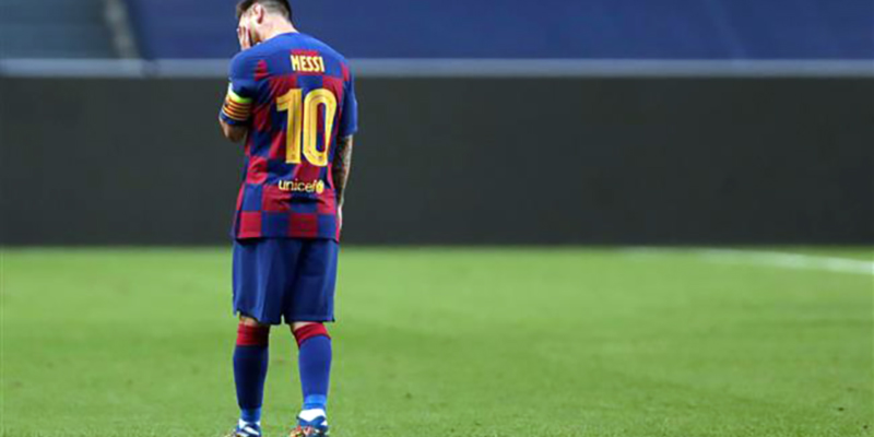 No new Messi negotiations as rumors continue over star's future