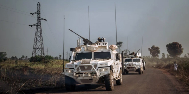 Bambari: UN says troubled CAR town under peacekeepers' control now