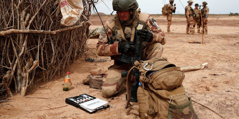 Two French soldiers murdered in operation in Mali