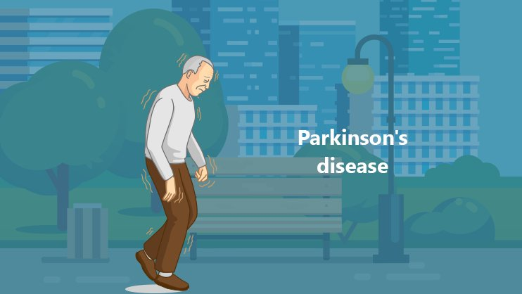 Healthy lifestyle choices like exercise slow aging and prevent Parkinson's