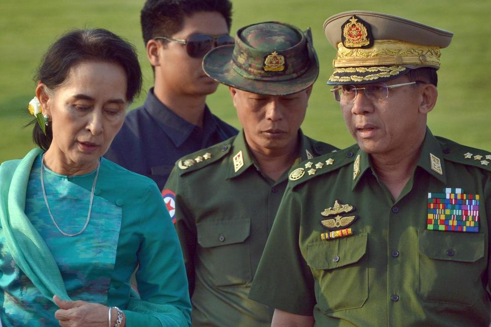 Myanmar's military stages coup, detains Aung San Suu Kyi
