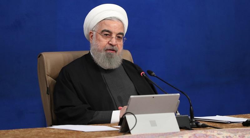 Rouhani: Hukuncin Kotun Duniya Ya Tabbatar Da Ƙarfin Al'ummar Iran Kan Babakeren Amurka