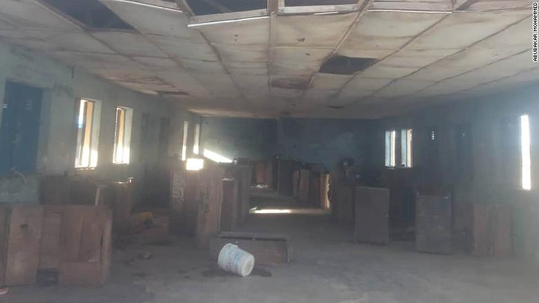 Gunmen raid school, kidnap students in Nigeria