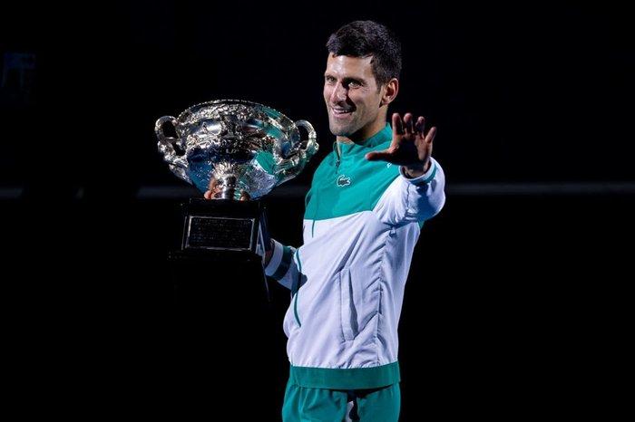 Australian Open: Djokovic Ya Lashe Gasar Tennis Na 9TH A Australia