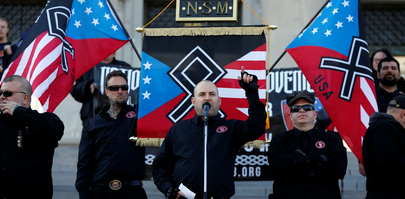 US spy agencies warn of threats from white supremacists