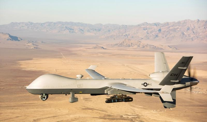 Morocco using US and Israeli drones to attack Polisario Front in Western Sahara