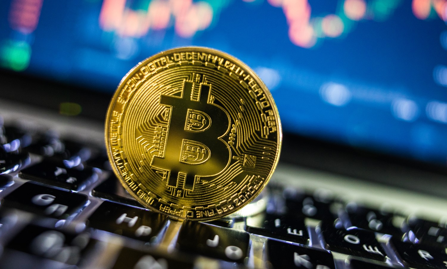 Bitcoin nears record before largest US crypto exchange listing