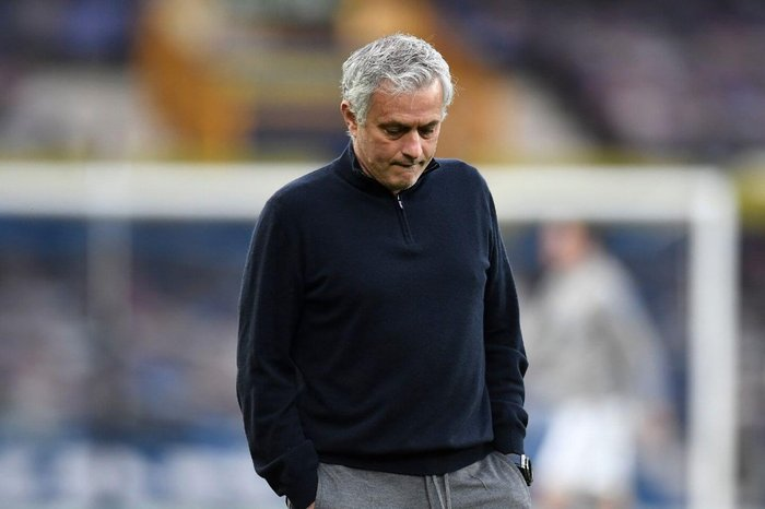 Jose Mourinho sacked by Tottenham after 17 months in charge