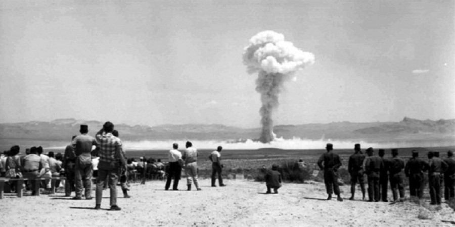 French nuclear tests in Algeria continues to pollute relations and environment