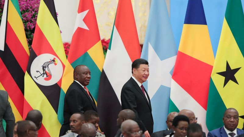 China's growing presence in Africa poses increasing threat to US: General