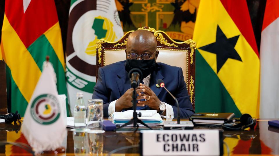 ECOWAS Na Son Ganin Bayan Ayyukan Ta'addanci