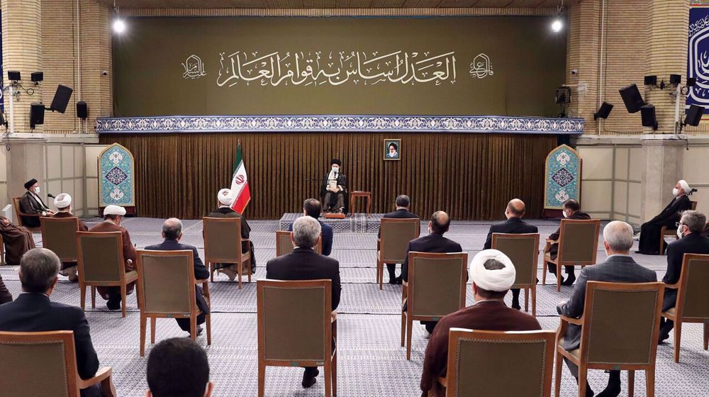 Imam Khamenei slams West for hosting terrorists as it claims to advocate human rights