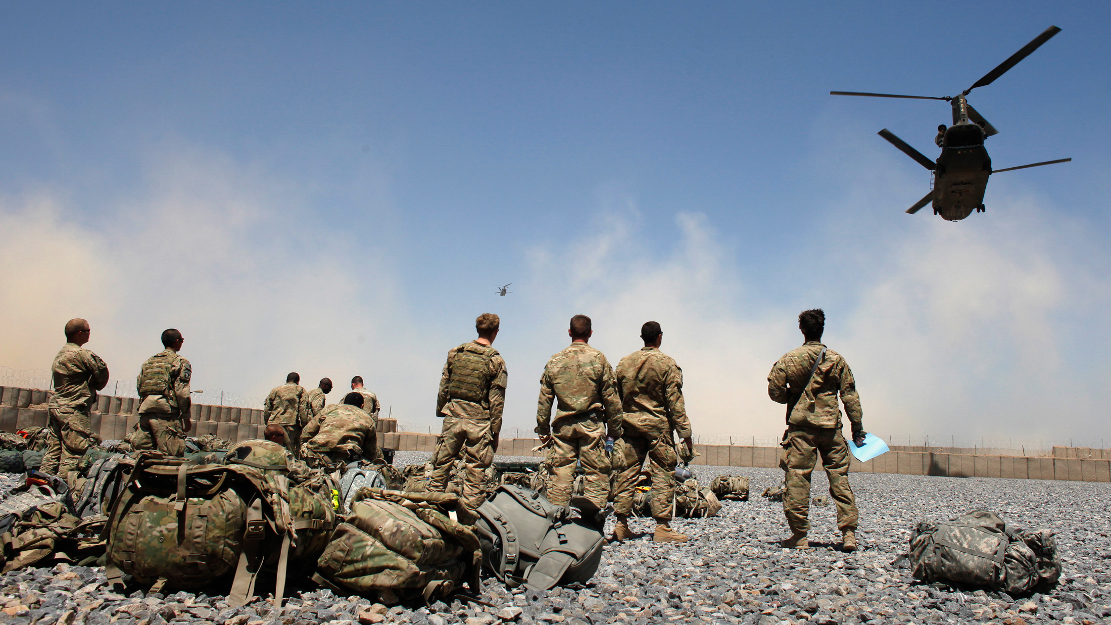 US war veterans say America lost battles in Iraq and Afghanistan, wasted blood