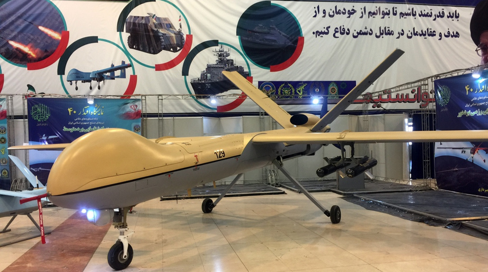 Iran becomes self-sufficient in manufacturing drones: Defense official