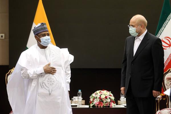 Expanding ties with Africa a key principle of Iran's foreign policy