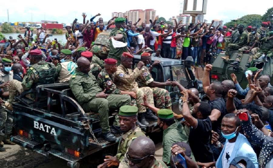 Guinea suspended by ECOWAS as relative calm returns after coup
