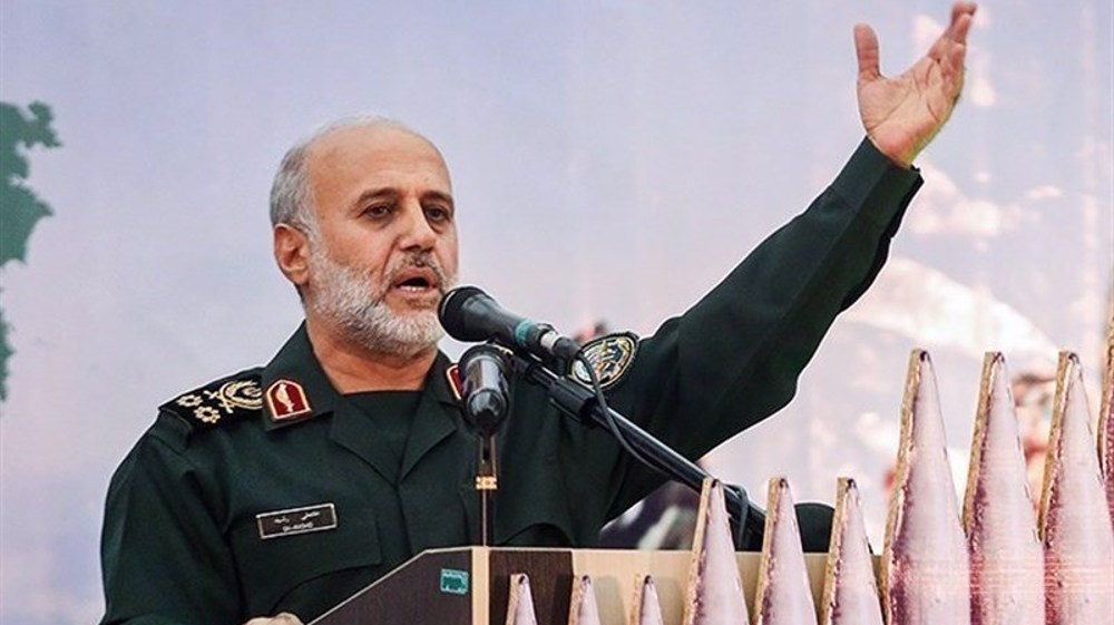 Senior Iranian commander urges Armed Forces to produce 'stunning weaponry'