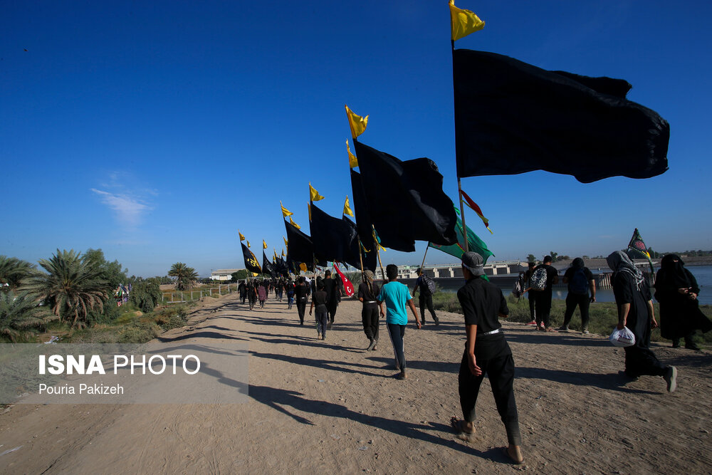 Arbaʽeen Walk, the world's largest annual religious gathering