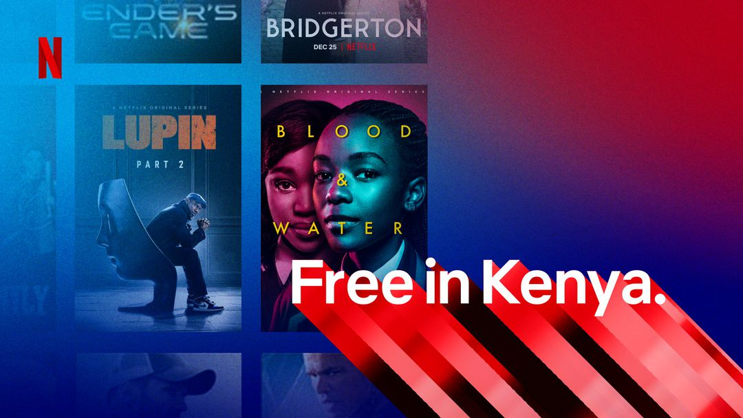 Netflix offers free plan in Kenya to spark growth in a key African market