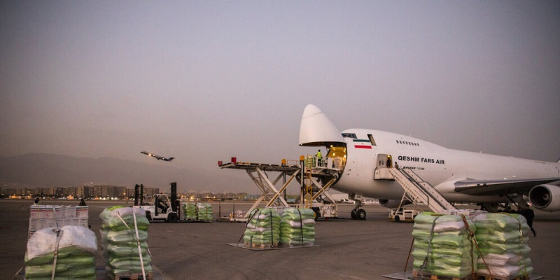 Iran dispatches more humanitarian aid to Afghanistan